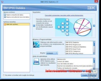 دانلود IBM SPSS Statistics 23 بهترین نرم افزار تحلیل آماری