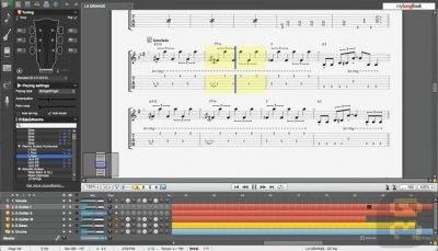 دانلود Arobas Guitar Pro v6.2.0 - بهترین نرم افزار آموزش گیتار