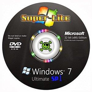 دانلود نسخه کم حجم فشرده ویندوز 7 – Windows 7 Ultimate Lite