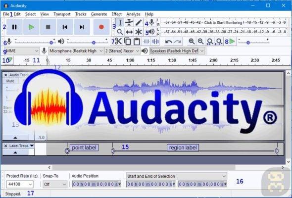 دانلود  Audacity v3.0.0 RC2 – برنامه جداکردن و چسباندن MP3