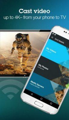 دانلود DivX Mobile Premium 1.0.0 - پخش کننده فایل های Divx در اندروید