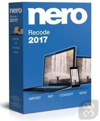دانلود Nero Recode 2017 - تبدیل و انکودر دی وی دی و بلوری