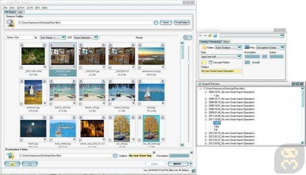 دانلود Smart Photo Import 2.3.7 - برنامه انتقال عکس های دوربین دیجیتال به کامپیوتر