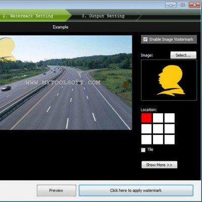 Mytoolsoft Watermark Software v5.0.10 – افزودن سریع واترمارک به عکس