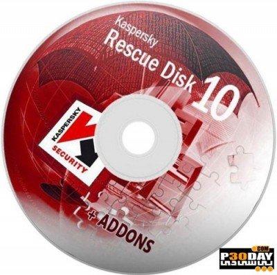 Kaspersky Rescue Disk 10.0.32.17 DC   آنتی ویروس قابل بوت کسپرسکی