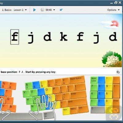 دانلود Rapid Typing Tutor 5.3 – نرم افزار آموزش تایپ انگلیسی