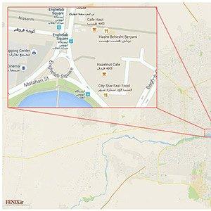 دانلود نقشه کامل اصفهان 98 با وضوح بسیار بالا برای کامپیوتر و موبایل
