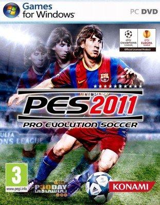 دانلود بازی فوتبال Pro Evolution Soccer 2011 با لینک مستقیم + کرک