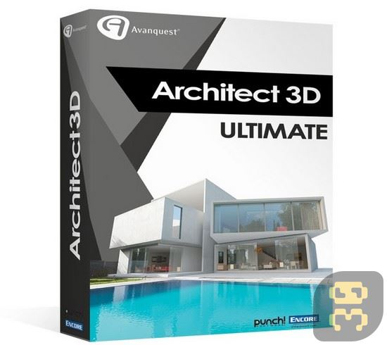 Avanquest architecte 3d ultimate 2017 19 0 1 for Architecte 3d 19 ultimate