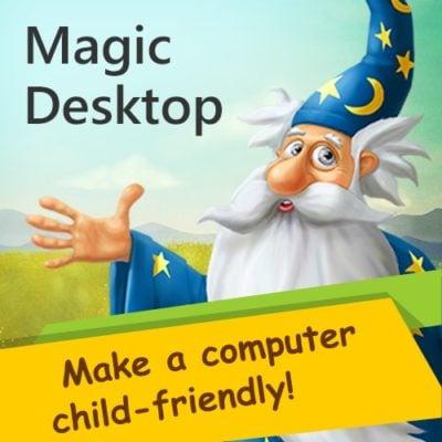 دانلود Easybits Magic Desktop 9.5.0.214 – ایجاد محیط ویندوز مخصوص کودکان