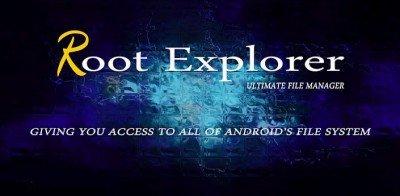 دانلود Root Explorer 4.0.1 - فایل منجر گوشی های روت اندروید