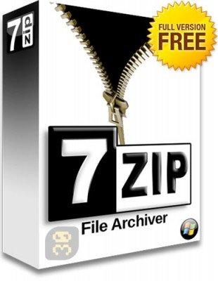 دانلود 7Zip 19.00 – نرم افزار فشرده ساز