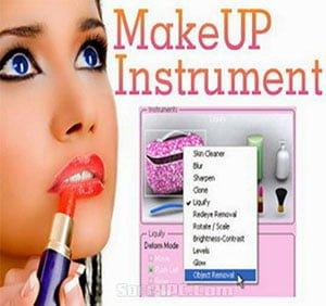 دانلود MakeUp Instrument 7.4 – نرم افزار آرایشگری صورت