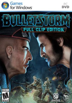 دانلود بازی Bulletstorm Full Clip Edition برای کامپیوتر