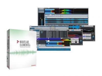 دانلود Steinberg WaveLab Elements 10.0.40 - ویرایش و میکس موسیقی