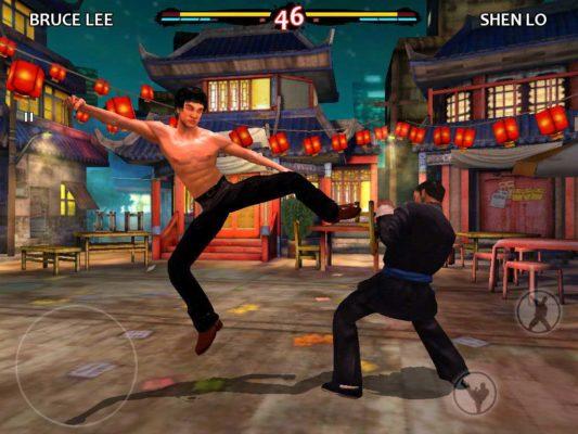 دانلود Bruce Lee Dragon Warrior HD - بازی بروس لی اندروید
