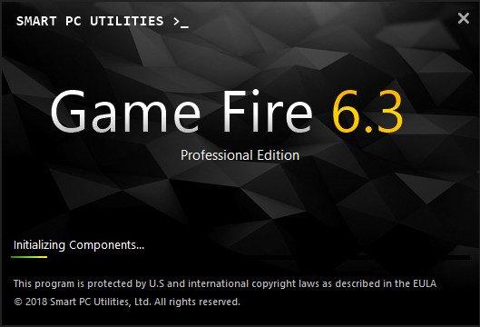 دانلود Game Fire Pro 6.3.3263.0 - اجرای سریعتر بازی های کامپیوتری
