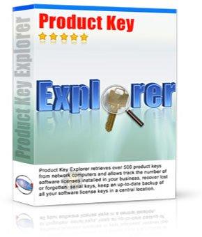 دانلود Nsasoft Product Key Explorer 4.2.5.0 - یافتن سریال نرم افزارها