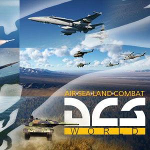 دانلود بازی شبیه سازی پرواز DCS World برای کامپیوتر