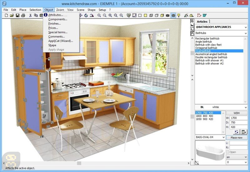 kitchendraw 6 5 3d kitchen design a2z p30 download full