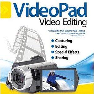 دانلود NCH VideoPad Video Editor Professional 8.28 – دستکاری فایل های ویدئویی