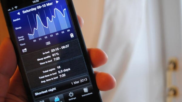 دانلود Sleep Cycle v3.1.0.3155 - نرم افزار ساعت هوشمند اندروید