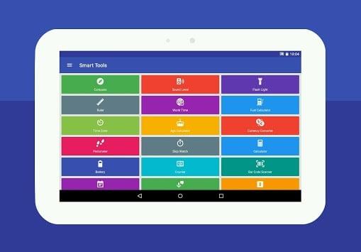 دانلود Smart Tools v2.1 B-112 - نرم افزار فوق العاده اندازه گیری اندروید