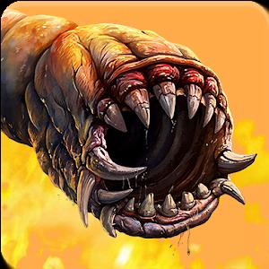 دانلود Death Worm v1.65 – بازی کرم مرگبار اندروید