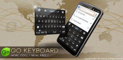 دانلود GO Keyboard PRIME 3.52 - کیبورد حرفه ای و فارسی اندروید