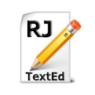 دانلود RJ TextEd v14.00 – ویرایشگر پیشرفته و رایگان متون