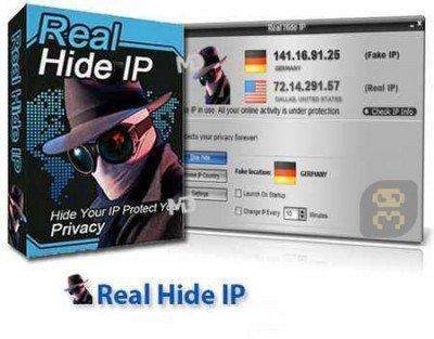 دانلود Real Hide IP 4.6.2.8 – پنهان کردن آی پی کامپیوتر