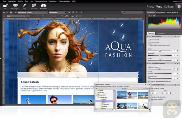 دانلود StudioLine Web Designer 4.2.45 - ایجاد صفحات وب سایت