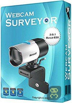 دانلود Webcam Surveyor 3.8.1 Build 1136 – تبدیل وبکم به دوربین مدار بسته