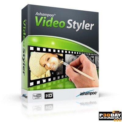 Ashampoo Video Styler 1.0.1 – ویرایش و افکت گذاری بر روی فیلم ها
