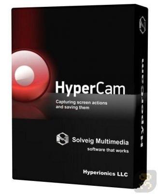 دانلود HyperCam 5.1.1902.01 - تهیه فیلم آموزشی از صفحه نماش