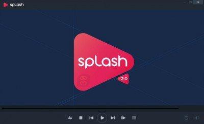 دانلود Mirillis Splash 2.6.0 - پخش کننده فیلم با کیفیت بالا