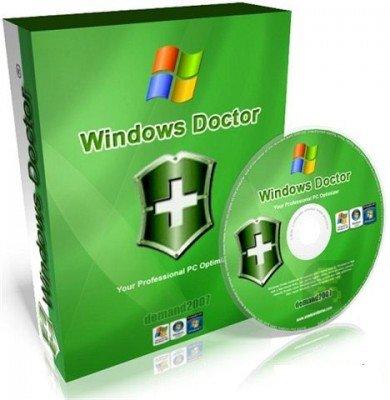 دانلود Windows Doctor 3.0.0.0 – بهینه سازی با ویندوز دکتر