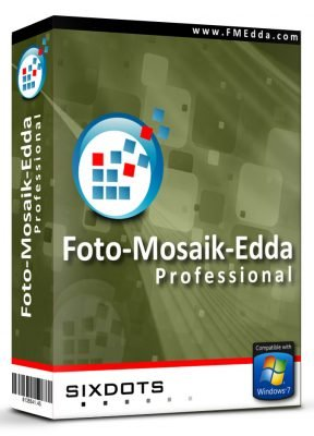 Foto-Mosaik-Edda 7.4.17088.1 - ساخت عکس های موزاییکی