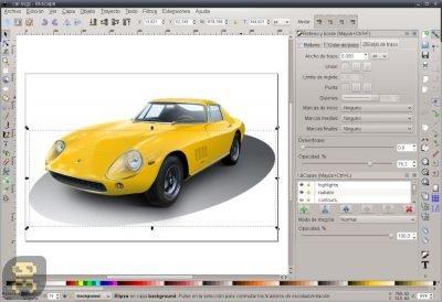 دانلود Inkscape 1.0 - ویرایش و ساخت تصویر برداری