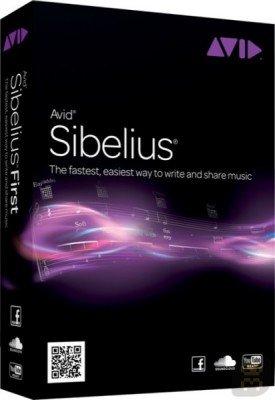 دانلود Avid Sibelius 8.3 Build 62 نرم افزار نت نویسی موسیقی سیبلیوس