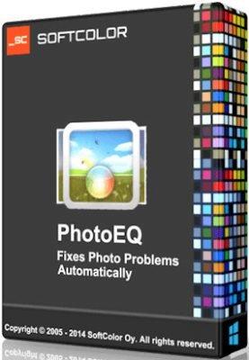 SoftColor PhotoEQ 10.5.1 – اصلاح و افزایش کیفیت عکس ها