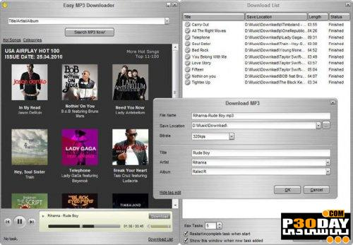Easy MP3 Downloader 4.7.8.2 - Search And Free Songs