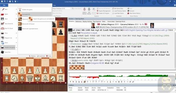 دانلود ChessBase 15.9 - نرم افزار یادگیری شطرنج