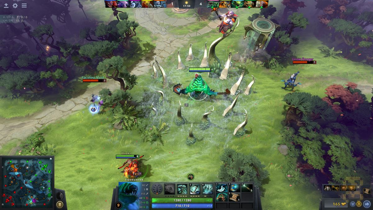 Dota 2 Games For PC 2020-01-14