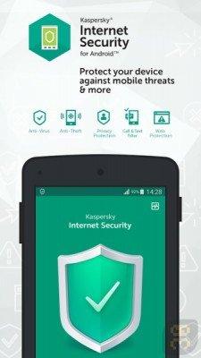 دانلود آنتی ویروس کسپرسکی اندروید - Kaspersky Antivirus & Security 11.13.4.806