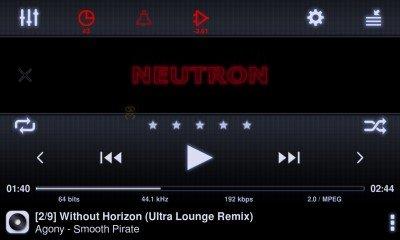 دانلود Neutron Music Player 1.96.4 - پلیر موزیک های اندروید با نوترون