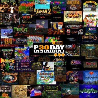 دانلود رایگان تمامی بازی های کنسول Nintendo 64 برای کامپیوتر