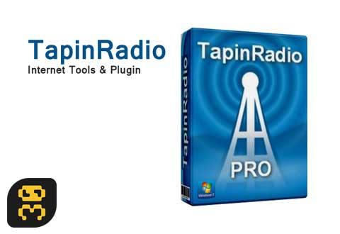 دانلود TapinRadio Pro 2.12.3 - برنامه دریافت رادیوهای آنلاین