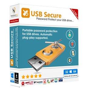 دانلود USB Secure 2.1.8 – رمزگذاری فلش دیسک