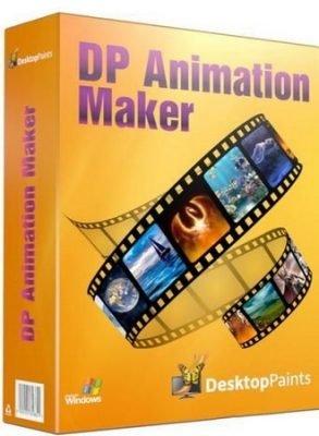 دانلود DP Animation Maker 3.4.22 - نرم افزار ساخت ساده انیمیشن